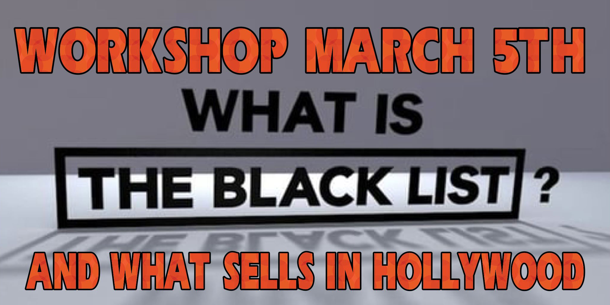 On March 5th, We Look at The Blacklist Script Service and